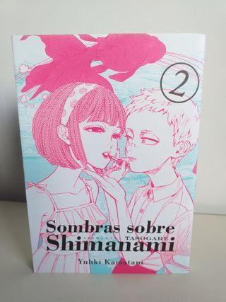 Manga 2 Sombras sobre Shimanami