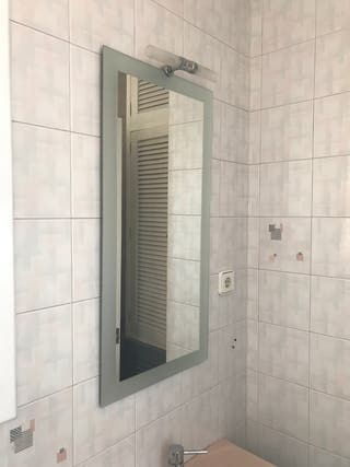 Espejo baño 50x 90 cm