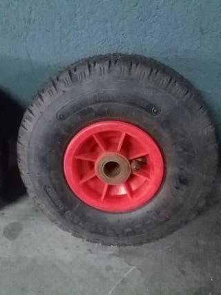 ruedas para botadura kayak