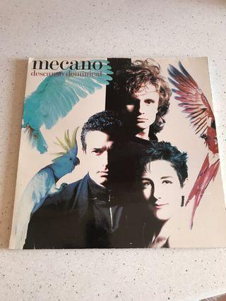 Lp Mecano - Edición de 1988