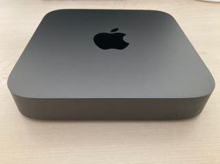Mac Mini 2019 I5 6 núcleos, 32 GB RAM, 256 SSD