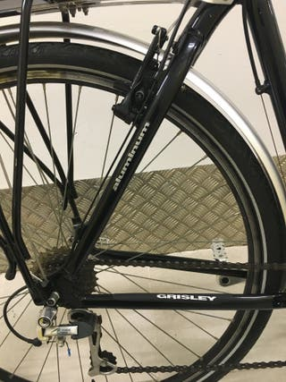 Bicicleta BH Grisley híbrida rueda 28