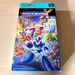 ROCKMAN X Super Famicom Nintendo