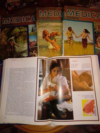 Enciclopedias de medicina