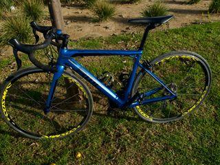 Bicicleta carretera BMC TeamMachine SLR02