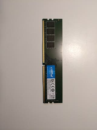 Memoria RAM Crucial 8GB DDR4