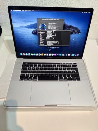 MacBook Pro 15 Touch 2018. i9,32gb,512gb