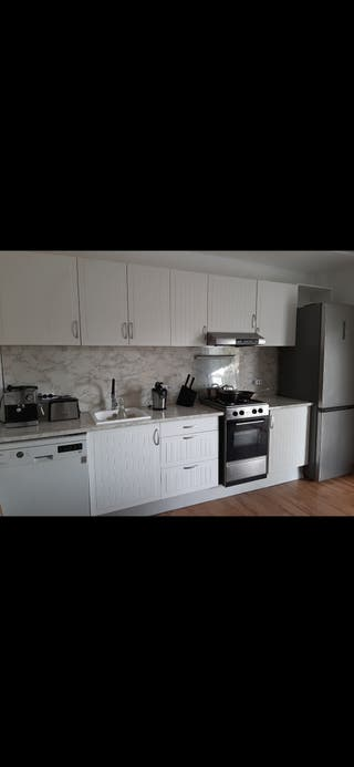 muebles de cocina y encimera