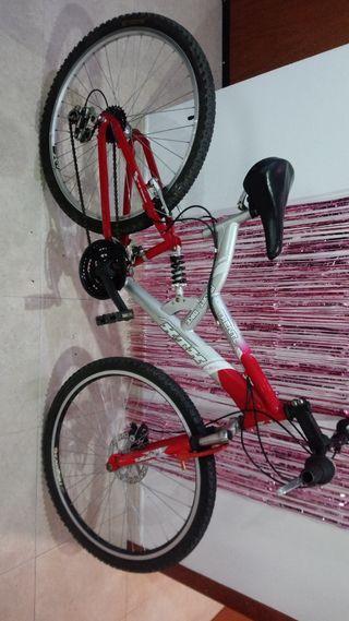 bicicleta de Montaña hth trento