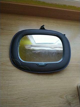 Espejo retrovisor para coche