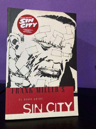 Colección completa de cómics Sin City