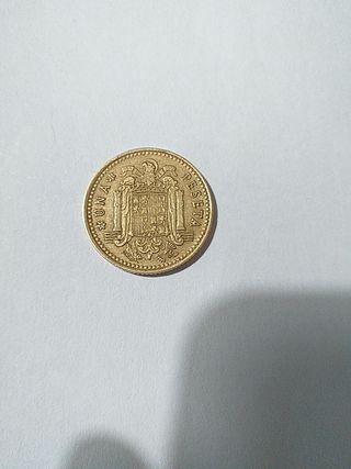1 Peseta Franco 1966