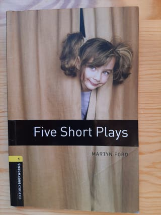Five Short Plays.Oxford.