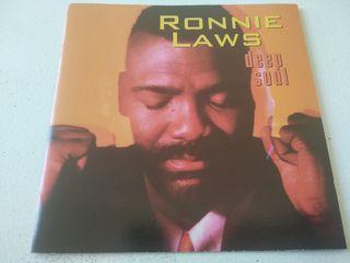 "CD. Ronnie laws ""Deep Soul. Original"