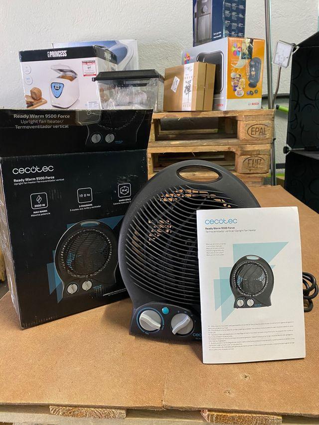 Calefactor / Termoventilador 2000 W