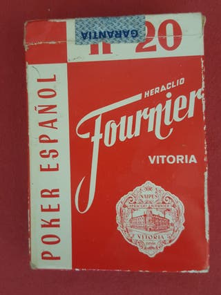 Cartas Fournier