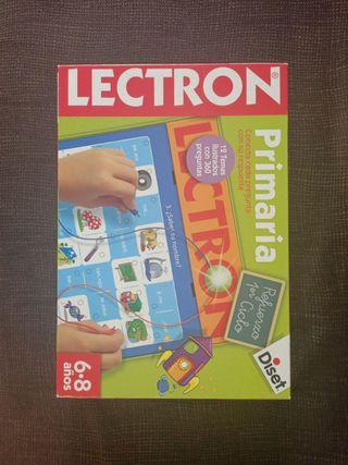 Juego Lectron, primaria.Diset