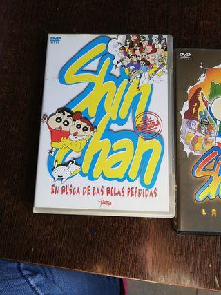 dvd shinchan