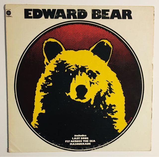 EDWARD BEAR Disco Vinilo LP