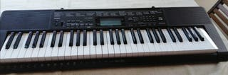 Piano Órgano Casio