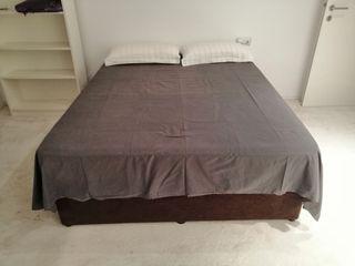 Canapé y colchón 150x190 cm