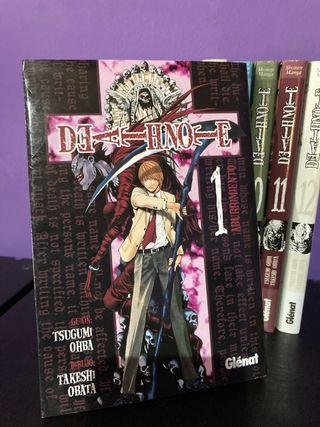 Colección completa Manga Death Note