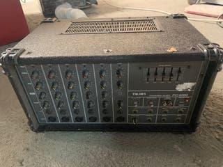 Amplificador ecualizador
