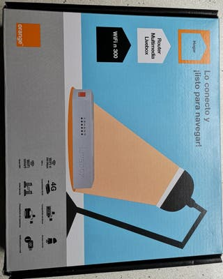 Router multimedia Livebox Wi-Fi n 300