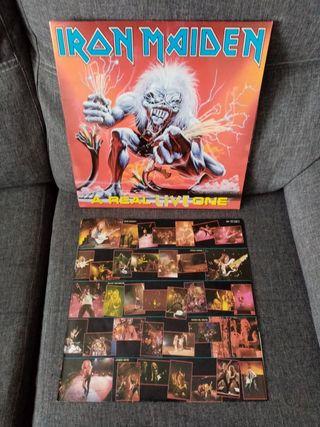 LP Iron Maiden