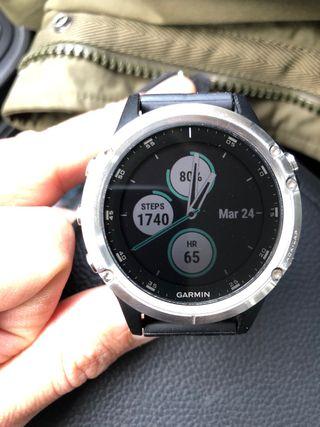 Reloj GPS GARMIN Fenix 5 Plus