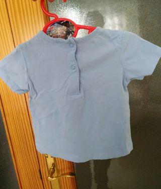 Camisetas para bebe