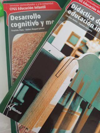 libros altamar técnico educación infantil