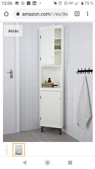 mueble de baño esquina/esquinero Silveran ikea