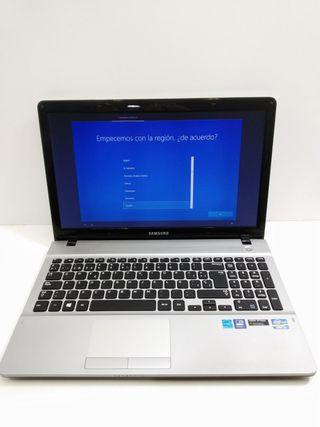Portatil Samsung NP270E5E i3 6 RAM 750 DD W8 10564