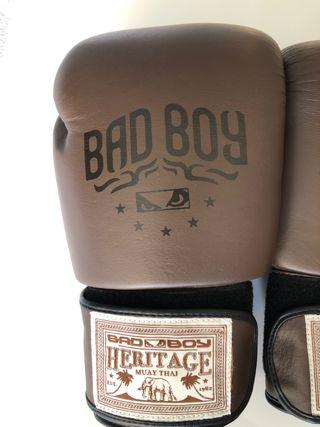 Guantes de Boxeo Bad Boy