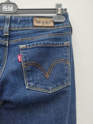 Levi's 571 mujer Slim Fit