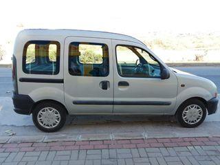 Renault Kangoo 2001 mixto adaptable, trabajo