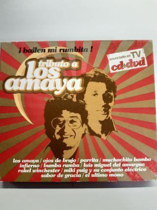 CD Tributo Los Amaya rumba