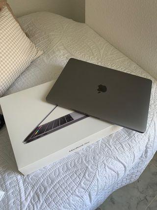 "Macbook pro 13"" con touch bar"