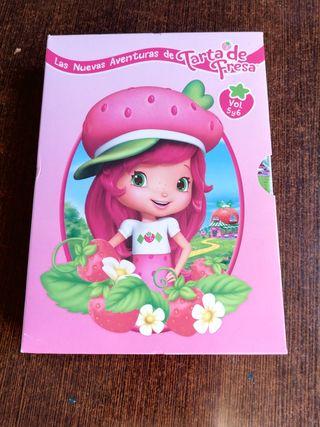 tarta de fresa dvd