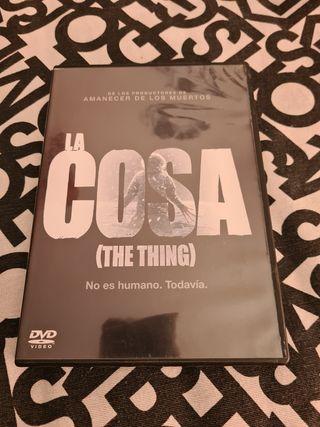 La cosa ( The thing ) dvd