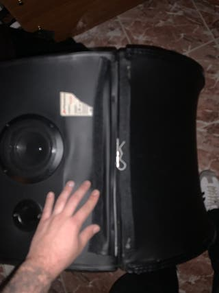 Silla Mecedora Gaming Phoenix (Altavoces HD)