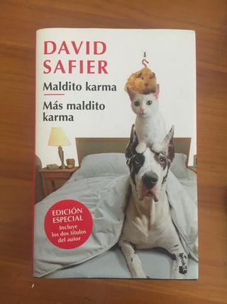 Libro, Más maldito karma.