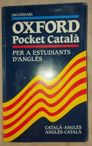 diccionario inglés catalán perfecto estado