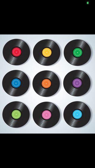 Lote de 20 Vinilos Música Electrónica