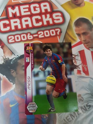 Messi mega cracks 2006 2007