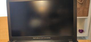 Portatil Asus ROG Strix gaming laptop