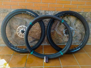 Llantas e*thirteen 29 trs+ 30mm boost
