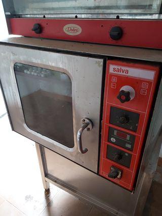 horno eléctrico industrial 250€ precio no negocia