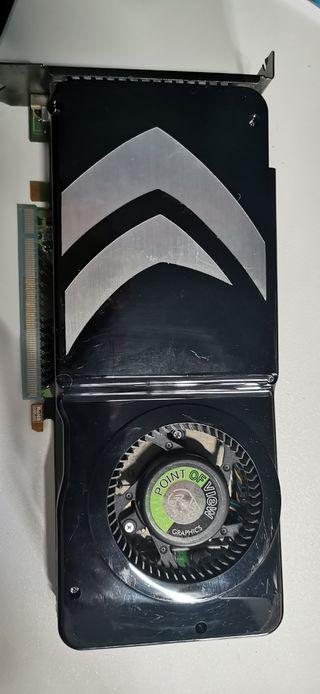 Tarjeta Gráfica Geforce 8800 GTS 512mb